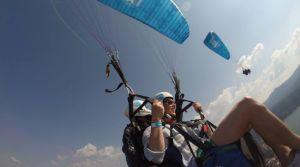 Paragliding Valle de Bravo