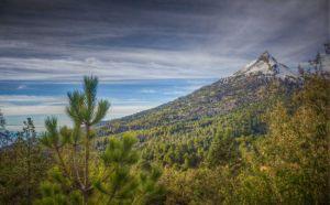 Ascenso y campamento en el Nevado de Colima