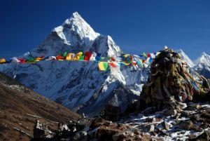 Viaje de caminata al campo base del Everest